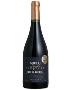 MIOLO SINGLE VINEYARDS TOURIGA NACIONAL