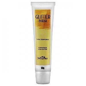 Iluminador Corporal Hidratante Glitter Boom