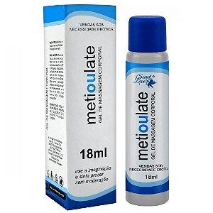 Metioulate Gel Lubrificante Beijável - Esquenta e Refresca