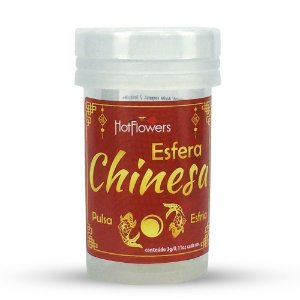 Hot Ball Esfera Chinesa Pulsa e Esfria