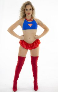 Fantasia Super Girl