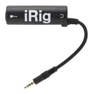 iRig - Interface Adaptador De Guitarra Multimídia