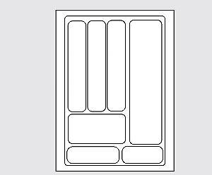 Porta Talheres DT 110 - 300x440