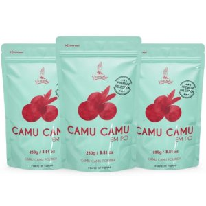 Camu Camu em Pó 250g - LEVE 3 E PAGUE 2!!