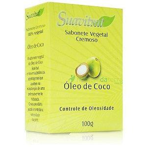 Sabonete Suavitrat Óleo de coco 100g