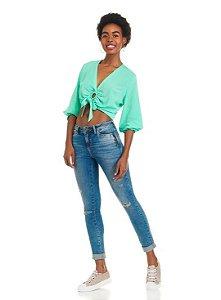Calça Jeans Patogê Skinny G3