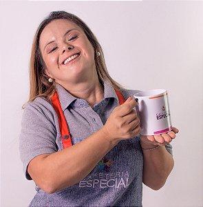 Caneca Inclusiva Cafeteria Especial - modelo 1