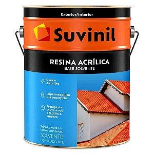 Resina Acrílica Base Solvente 18L - Suvinil
