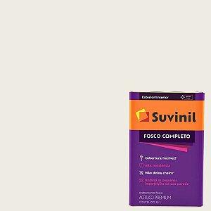 Tinta Acrilica Fosco Completo Açucar Refinado latão com 16 litros - Suvinil