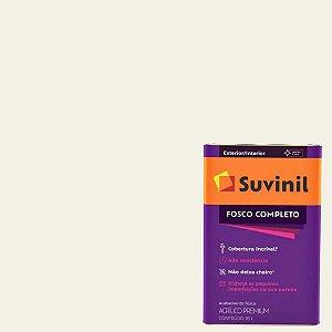 Tinta Acrilica Fosco Completo Espuma de Baunilha latão com 16 litros - Suvinil