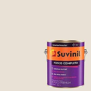 Tinta Acrilica Fosco Completo Algodao Egipcio  galão com 3,2 litros - Suvinil