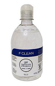 Alcool em gel higienizante e antisséptico 70° 400g - biocap