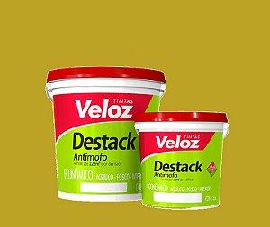Tinta acrílica Areia Destack Galão com 3,6 litros - Veloz