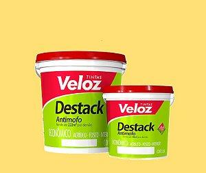 Tinta acrílico Marfim Destack Galão com 3,6 litros - Veloz