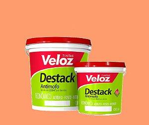 Tinta Acrilica Amora Destack Galão com 3,6 litros - Veloz