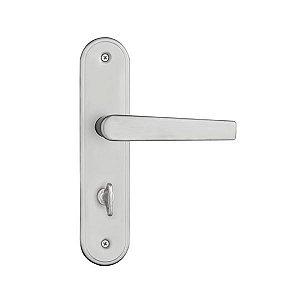 Fechadura Zamac Concept Banheiro Espelhada 401B  - Pado
