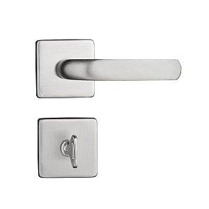 Fechadura Zamac Concept RQI 406B Banheiro Cromada - Pado