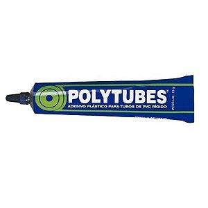 Cola para tubo 75g polytubes - pulvitec