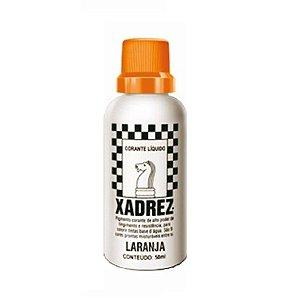 Bisnaga laranja - xadrez