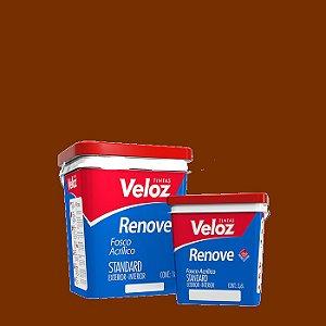 Tinta Acrílica Pote de Argila Fosco Renove Galão com 3,6 Litros Int/Ext - Veloz