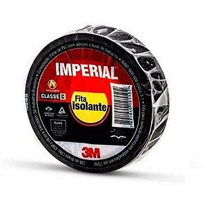 Fita isolante 18mm x 10 metros imperial - 3m