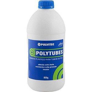 Cola para tubo 850g polytubes - pulvitec