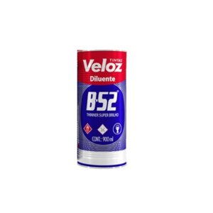 Thinner b52 900ml - veloz