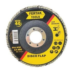 Disco flap 120 4.1/2 x 115mm - fertak