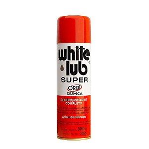 Oleo antiferrugem 300ml alto poder penetrante - white lub