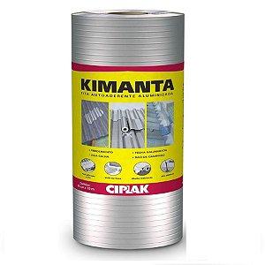 Manta 20cm kimanta aluminio em rolo com 10 metros - ciplak