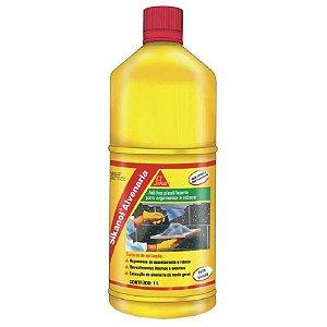 Sikanol alvenaria pacote com 1 litro - sika