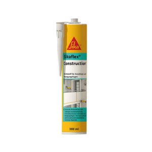 Sikaflex construction 300ml cor cinza - sika