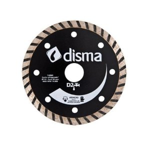 Disco para maquita turbo 105mm x 20mm d2 - disma