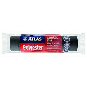 Rolo de espuma poliéster 23cm - atlas