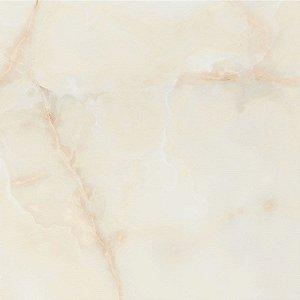 Cerâmica piso ágata white 60 x 60cm caixa com 1,80m² - eliane