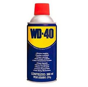Óleo desengripante aerosol 300ml wd40 - theron