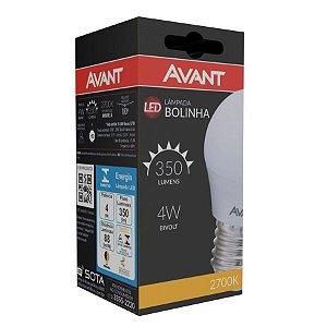 Lampada Bolinha de LED 4W - Avant