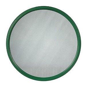 Peneira Areia 55cm Aro Plástico Verde - TELAS MM