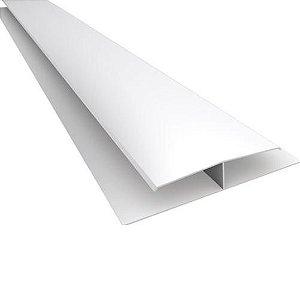 Emenda H para forro PVC com 6,00mt - Multilit