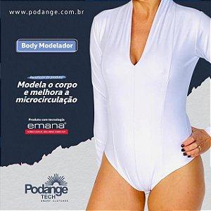 Body Modelador com tecnologia Emana