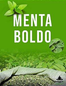 Erva Mate Carvalho Menta Boldo (500g)