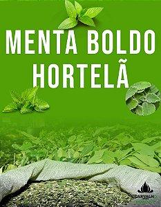 Erva Mate Carvalho Menta Boldo Hortelã (500g)