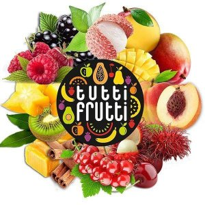 Erva Mate Carvalho Tutti Frutti (500g)