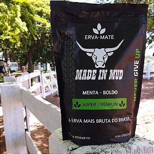 Erva Mate Made In Mud Menta - Boldo (500gr)