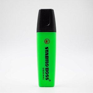 Marca Texto Stabilo Boss Verde Neon  70/33