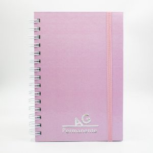 Agenda Permanente Pastel (Rosa)