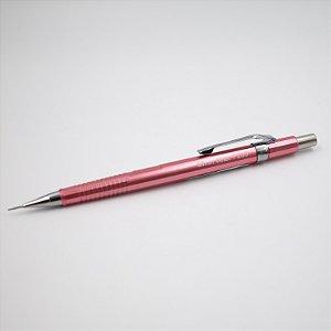 Lapiseira Pentel Sharp P200 Metallic 0.5mm rose gold