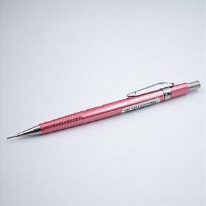 Lapiseira Pentel Sharp P200 Metallic 0.7mm rose gold