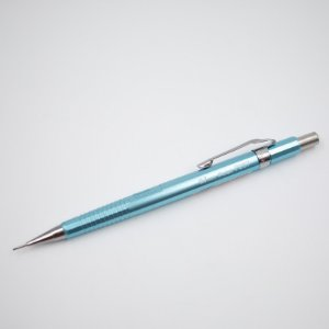 Lapiseira Pentel Sharp P200 Metallic 0.7mm azul