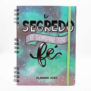 Agenda Semanal Planner 2020 -  Collab Letras do Lucas - Capa 04
